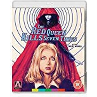 The Red Queen Kills Seven Times [Blu-ray]